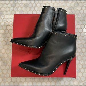 Valentino Heel Booties. Size 37